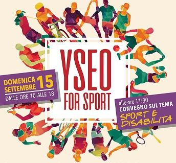 YSEO FOR SPORT